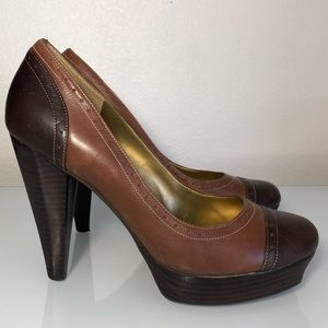 Guess by Marciano women's heels brown size 9